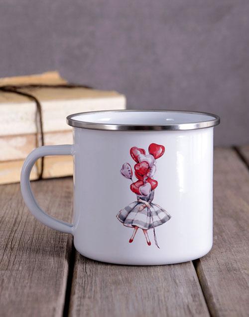 love-and-romance: Personalised Reason I Smile Camper Mug!