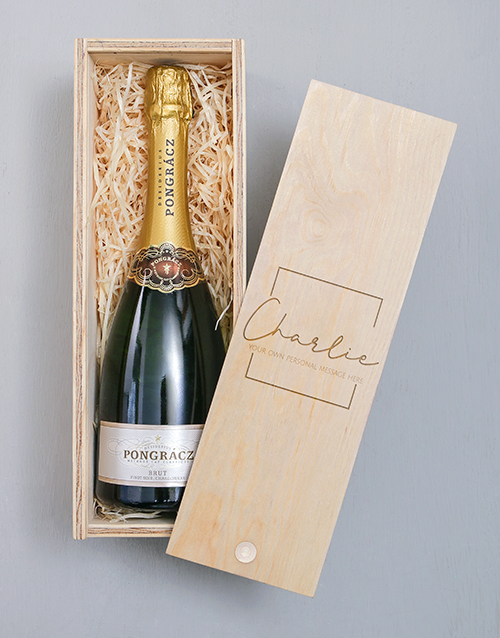 personalised: Personalised Classic Pongracz Crate!