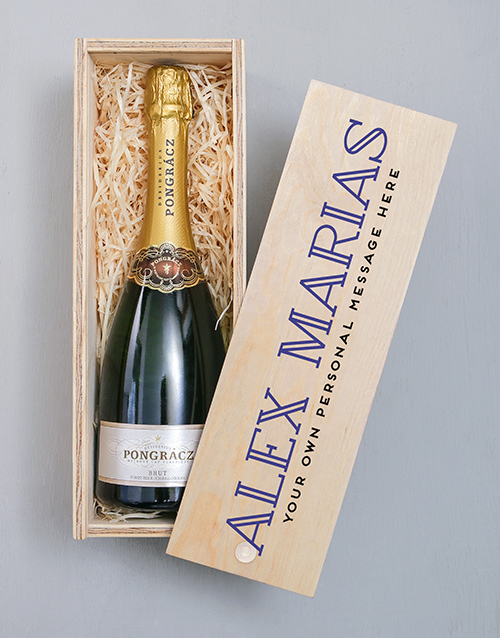 personalised: Personalised Traditional Pongracz Crate!