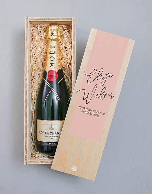 fine-alcohol: Personalised Chic Pongracz Crate!