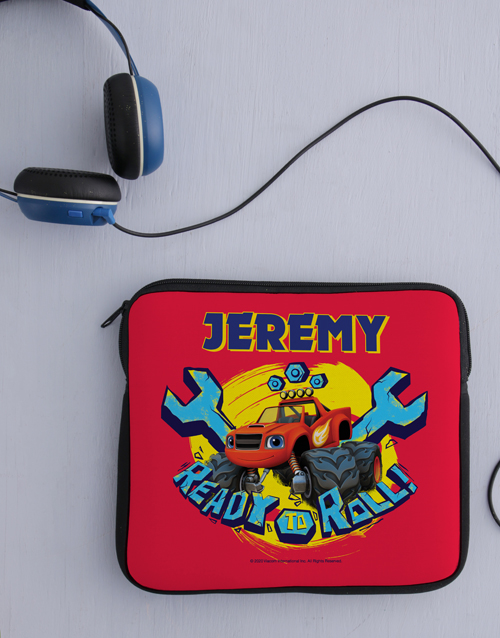 christmas: Personalised Ready To Roll Kids Tablet Cover!