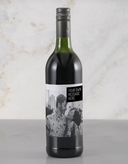 personalised: Personalised Fun Photo Rietvallei Wine!