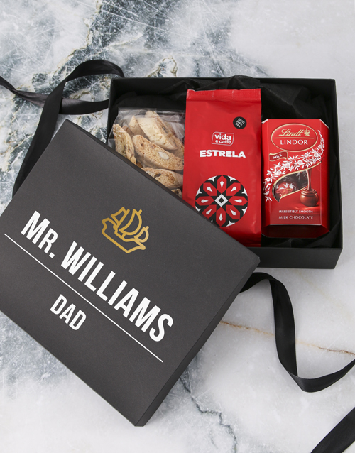 fathers-day: Personalised Treat Him Man Crate!