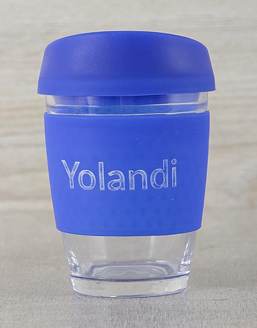 year-end: Personalised Name Travel Mug!
