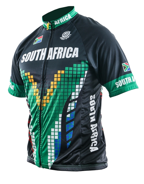 cycling-gear: Mens South Africa Cycling Shirt!
