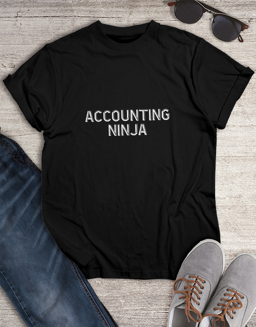 personalised: Personalised Ninja T Shirt!