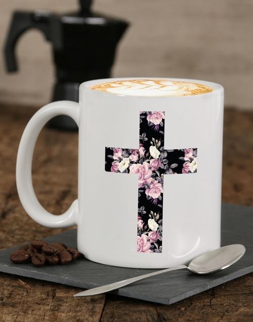 personalised: Personalised Let Your Light Shine Mug!