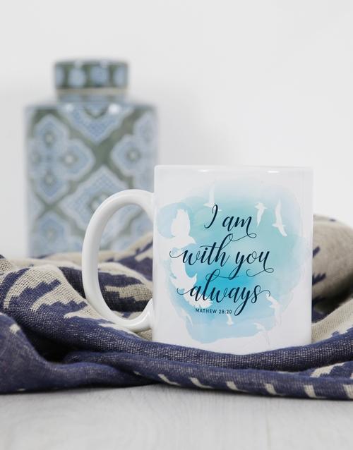 personalised: Personalised With You Always Mug!