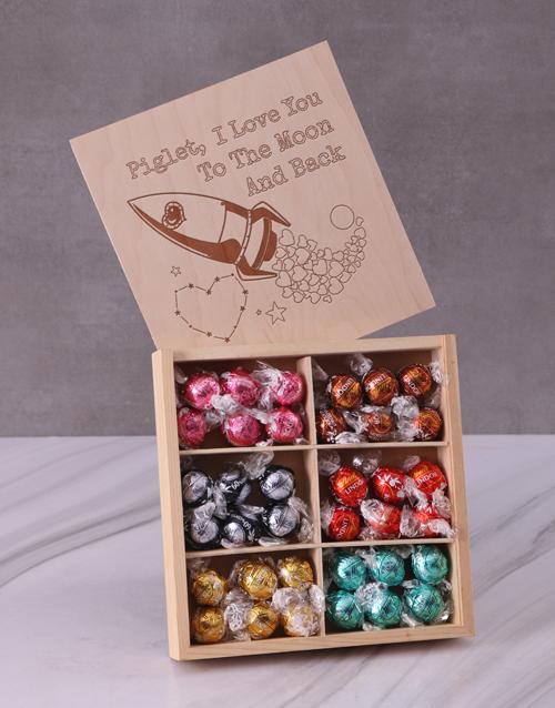 valentines-day: Personalised I Love You Choc Box!