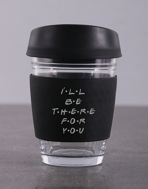 personalised: Personalised Be There Travel Mug!