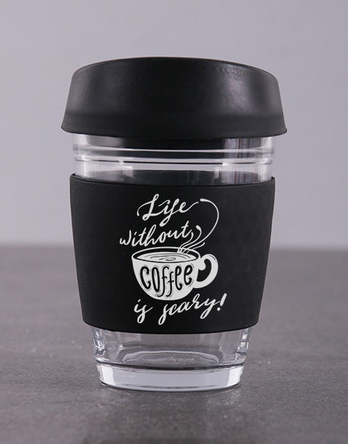 personalised: Personalised Life Without Coffee Mug!