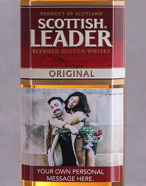 christmas: Personalised Photo Scottish Leader!