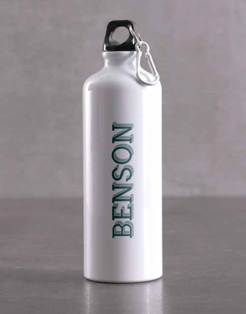 fathers-day: Personalised Sporty Waterbottle!