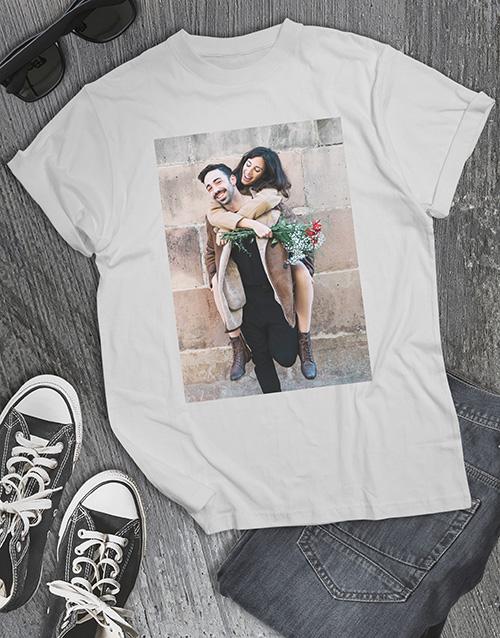 christmas: Personalised Photo T Shirt !