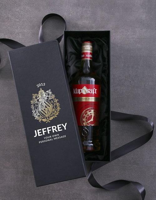 christmas: Personalised Klipdrift Giftbox!