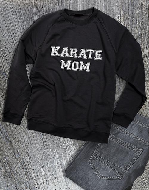 mothers-day: Personalised Activity Mom Sweatshirt!