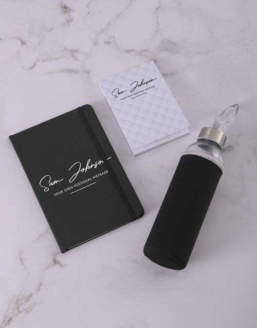 fathers-day: Personalised Simply Sophisticated Stationery Set!