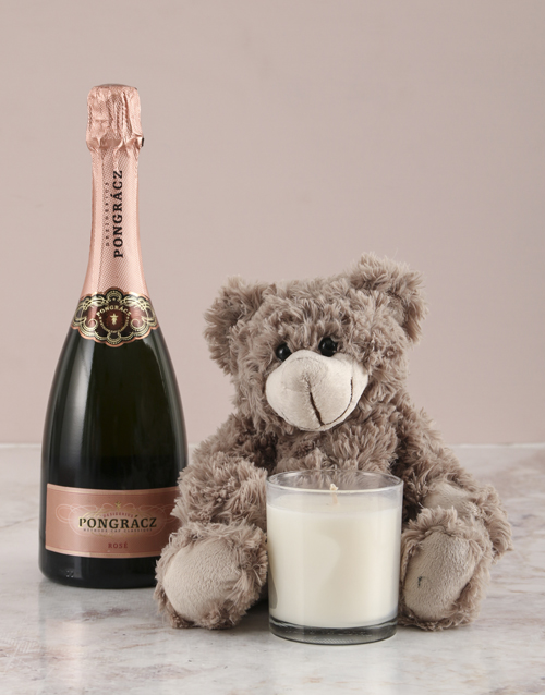 mothers-day: Brown Teddy And Pongracz!