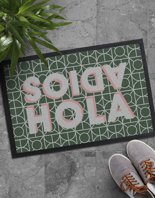 home-decor: Hello There Doormat!