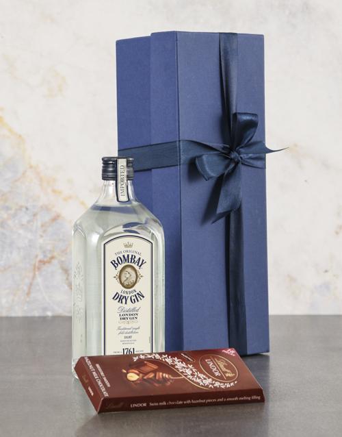 fine-alcohol: Bombay Dry Gin Gift Hamper!