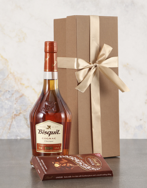 fine-alcohol: Bisquit Classique Gift Hamper!