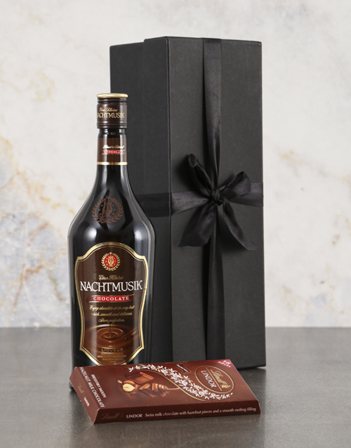 fine-alcohol: Jagermeister With Chocs Hamper!