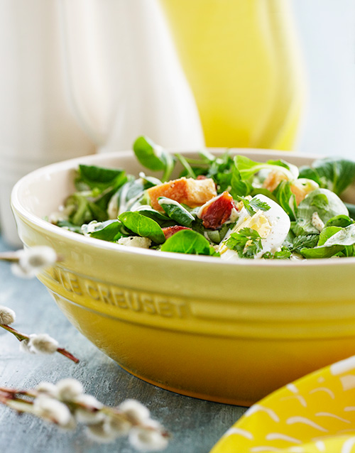 homeware: Le Creuset Pasta Salad Bowl!