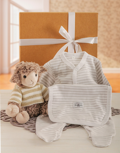 best-sellers: Baby Lamb Gift Set!