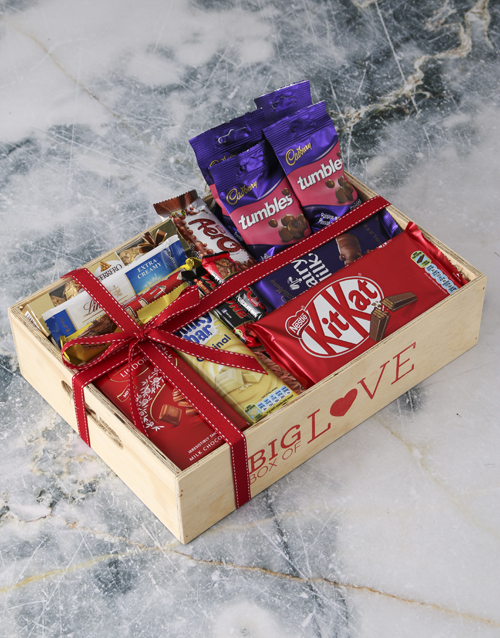 valentines-day: Assorted Chocolate Box!