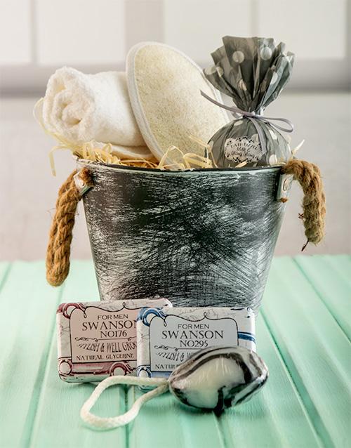 grandparents-day: For Mr Handsome Bath Time Bucket !