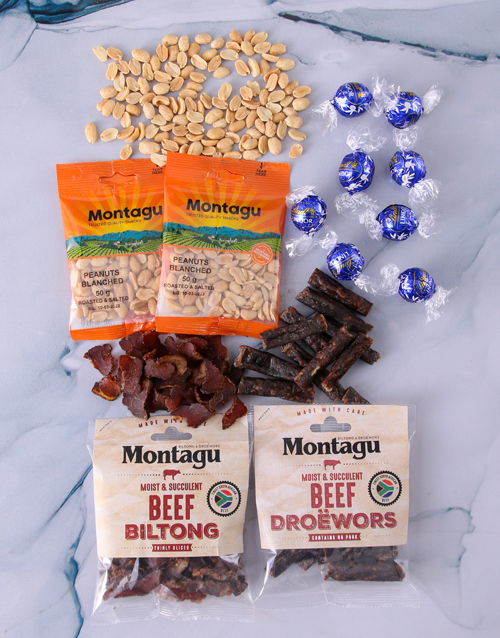 best-sellers: Hamper of Sweet and Salty Snacks!