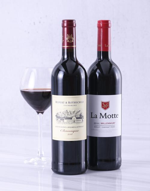 anniversary: La Motte and Rothschild Duo!