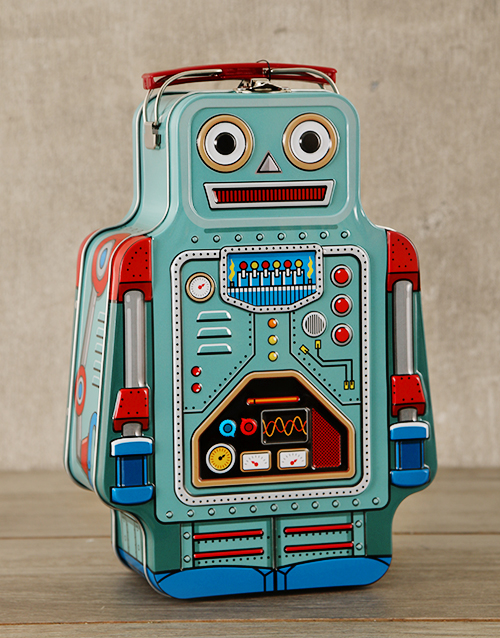 cyber-monday: Robot Lunch Box!