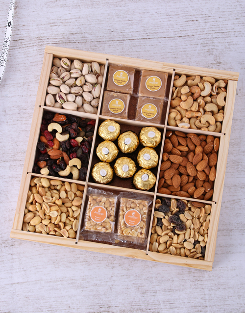 year-end: Nuts About Nuts Crate!