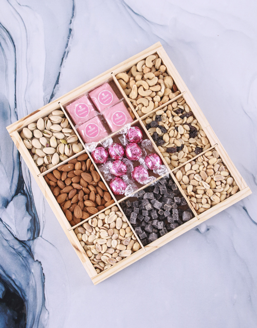 diwali: Nutting More Brilliant Snack Crate!