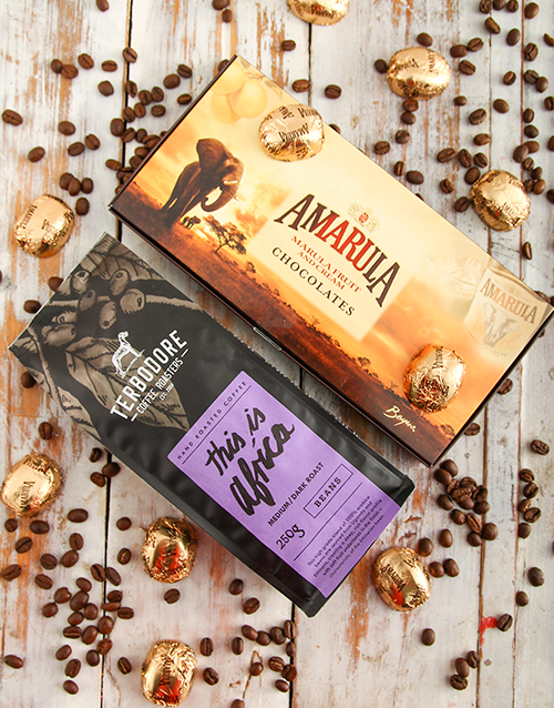 coffee-and-tea: This is Africa Coffee Gift!