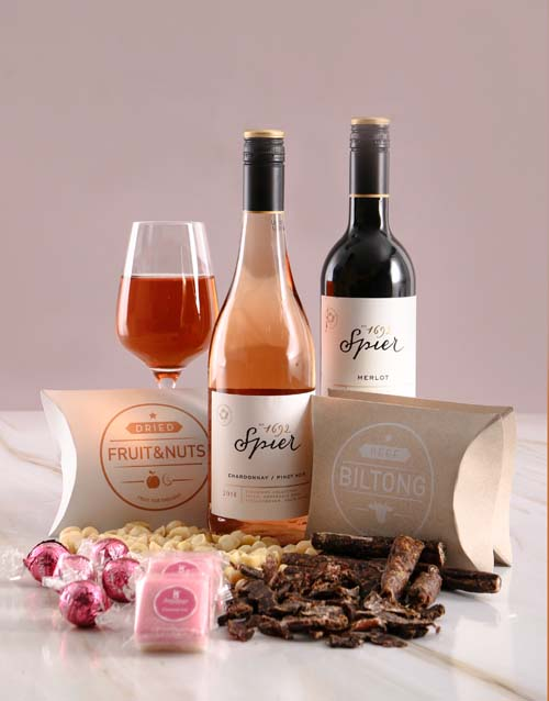 gourmet: His and Hers Spier Duo Pairing!