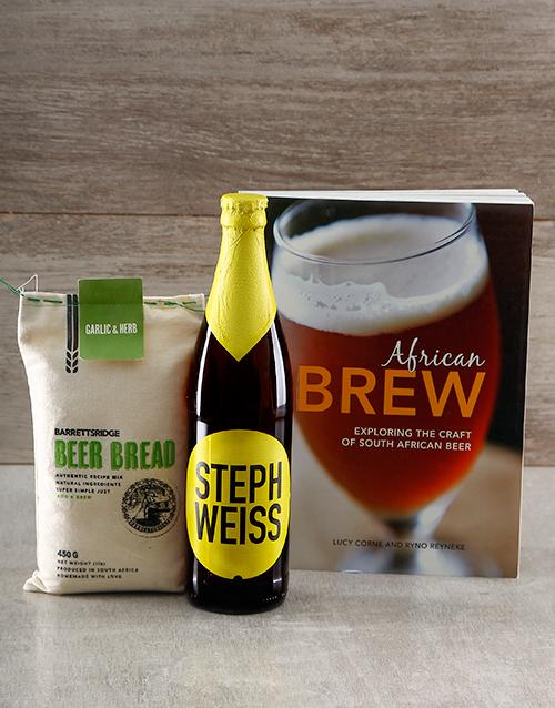 fathers-day: African Brew Cookbook Hamper!