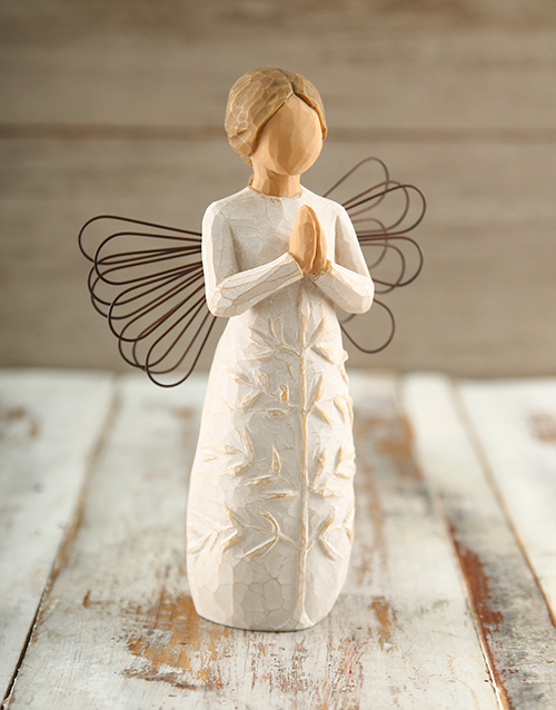 mothers-day: Willow Tree Angels Prayer!