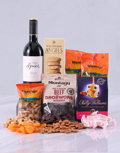 valentines-day: Salty and Sweet Hamper!