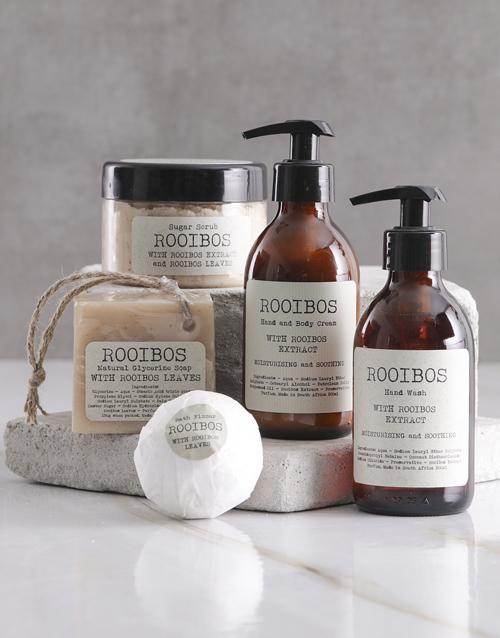 gifts: Rooibos Set!