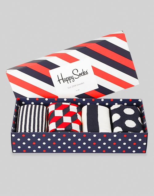 fathers-day: Happy Socks Big Dot Gift Set!