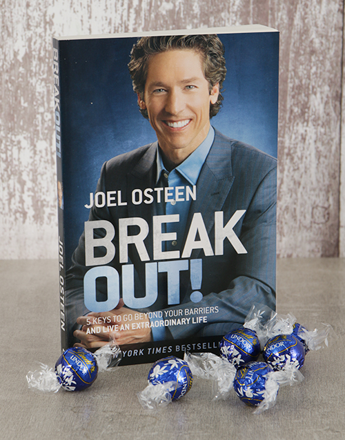 fathers-day: Break Out Book and Lindt Truffles!