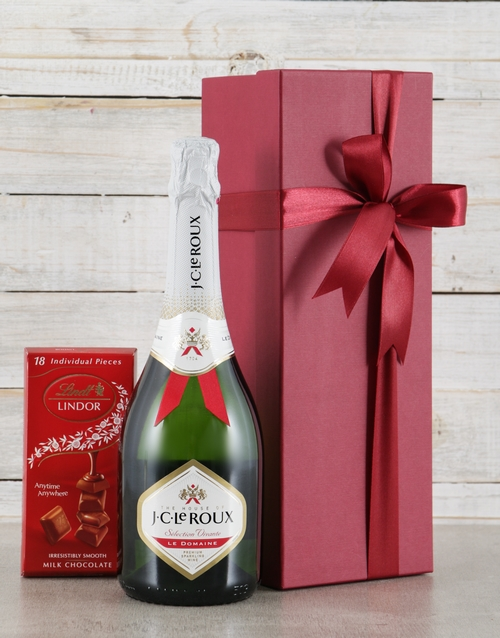 anniversary: Red Box of JC Le Roux!