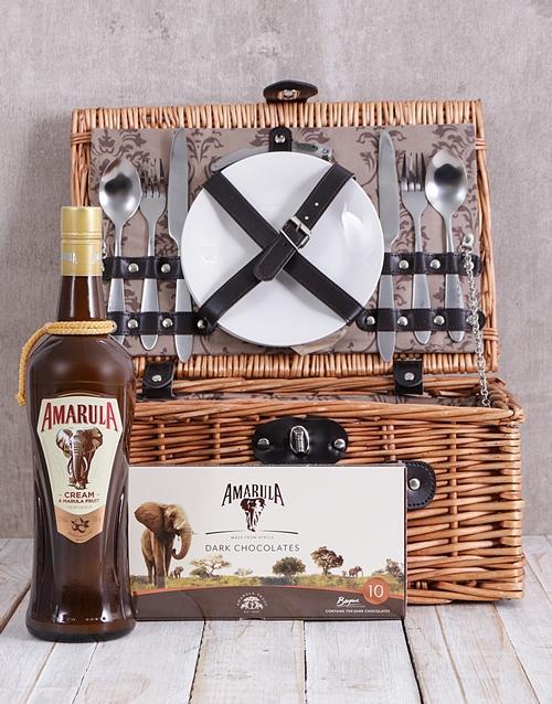corporate: Amarula Picnic Basket!