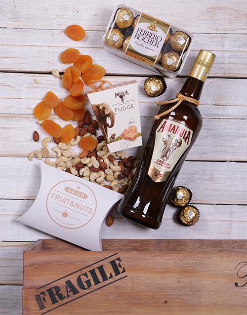 gourmet: Amarula Gourmet Crate!