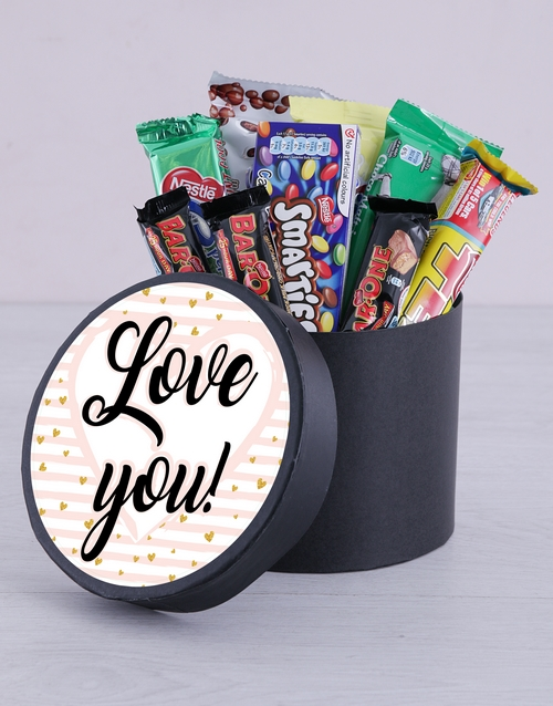 valentines-day: Love You Hat Box!