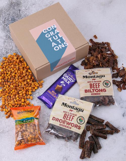 gourmet: Congratulations Biltong Box!