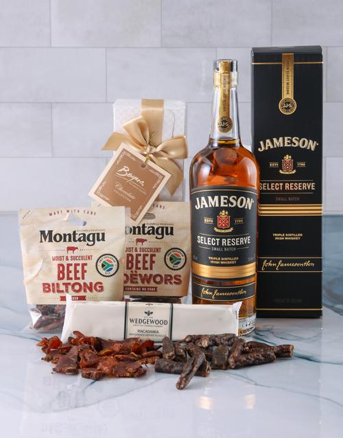 anniversary: Jameson Select Reserve Gourmet Crate!