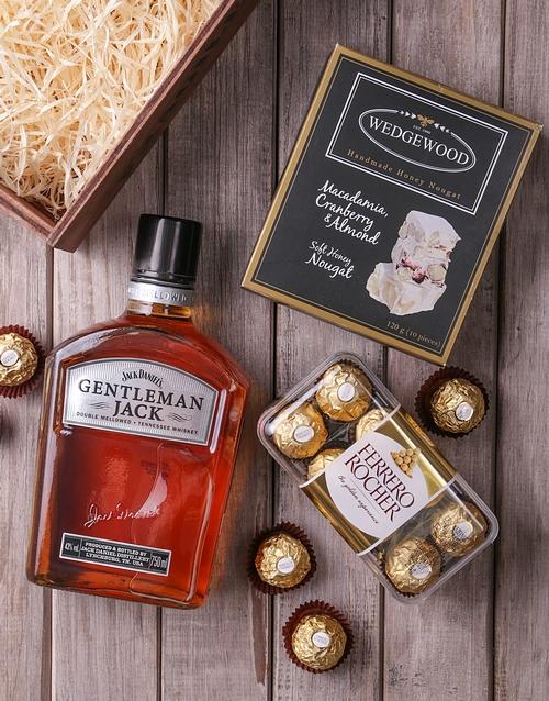 grandparents-day: Gentleman Jack Gourmet Crate!